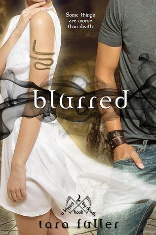 Review   Blurred by Tara Fuller