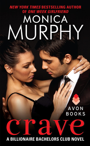 CRAVE by Monica Murphy Release Day Feature + Giveaway
