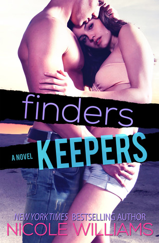 Finders Keepers by Nicole Williams Review & Giveaway