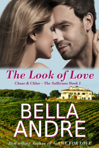The Look of Love by Bella Andre Review {with Audiobook Notes}