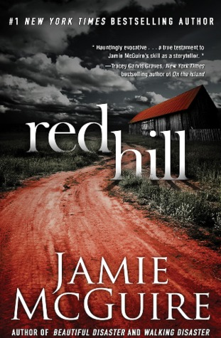 Coming Soon: RED HILL by Jamie McGuire! Details from Bookish.com.