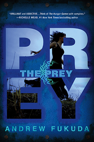 The Prey by Andrew Fukuda Review & Giveaway