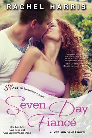 Seven Day Fiance by Rachel Harris Review & Excerpt