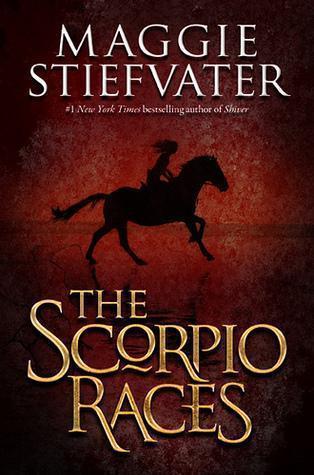 …on The Scorpio Races by Maggie Stiefvater {Audiobook}