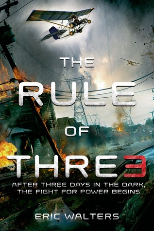 The Rule of Three by Eric Walters Review