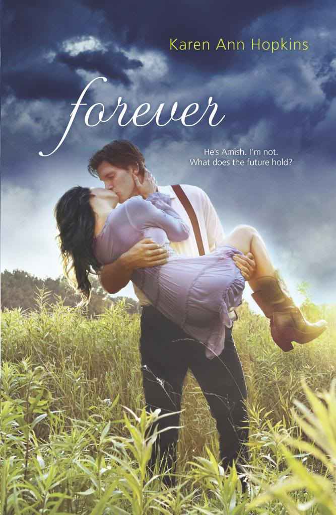 Forever by Karen Ann Hopkins Review & Giveaway