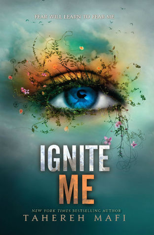 Ignite Me & the Shatter Me Series (NO SPOILERS) by Tahereh Mafi {with Audiobook Notes}