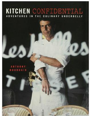 Kitchen Confidential by Anthony Bourdain Review {with Audiobook Notes}