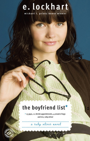 The Boyfriend List by E. Lockhart Review {with Audiobook Notes}