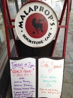 Girls Gone Sci-Fi Event Recap & Giveaway!