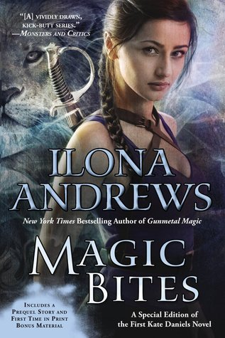 Magic Bites by Ilona Andrews Review {with Audiobook Notes}