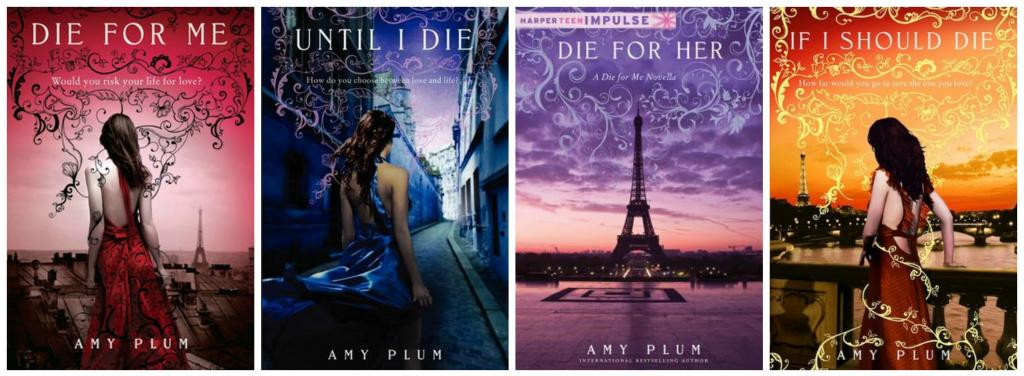 Series Review: Revenants by Amy Plum [No Spoilers]