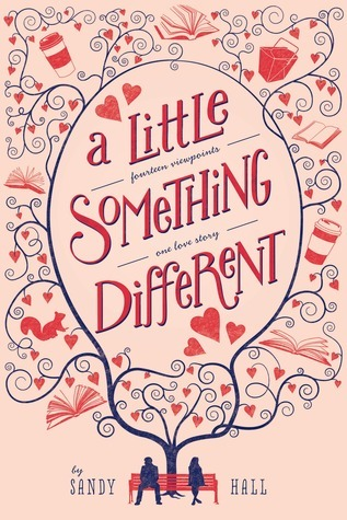 A Little Something Different by Sandy Hall Review & Giveaway!