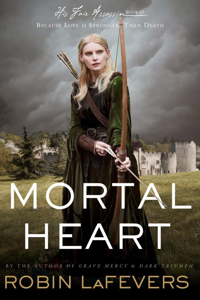 Mortal Heart by Robin LaFevers Review [No Spoilers]