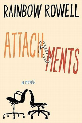 Attachments by Rainbow Rowell Review #CFMonth13