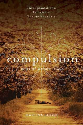 Compulsion by Martina Boone: Top Ten List + HUGE HUGE Giveaway