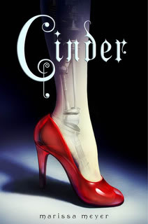 My Thoughts On:  Cinder by Marissa Meyer