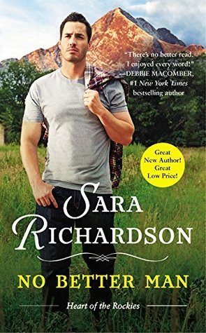 Review | No Better Man by Sara Richardson