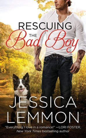 Review | Rescuing the Bad Boy by Jessica Lemmon