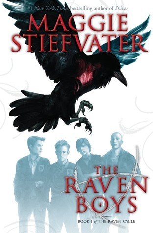 Review | The Raven Boys by Maggie Stiefvater – with Audiobook Notes