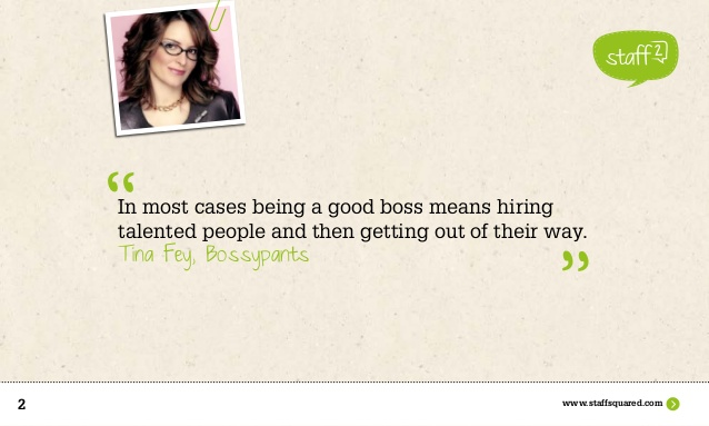 Book review: bossypants by tina fey