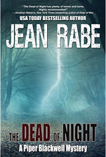 """Must Read:""""The Dead of Night-A Piper Blackwell Mystery"""" By Jean Rabe"""