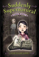 Book Review 46:  School Spirit by Elizabeth Cody Kimmel