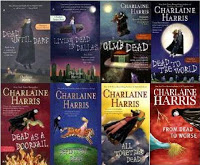 Book Review ???:  The rest of the Sookie Stackhouse novels by Charlaine Harris