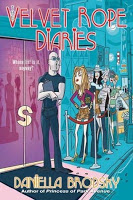 Velvet Rope Diaries by Daniella Brodsky