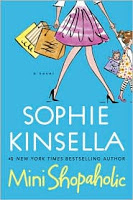 Waiting on Wednesday – Mini Shopaholic by Sophie Kinsella