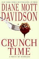 Waiting on Wednesday:  Crunch Time by Diane Mott Davidson