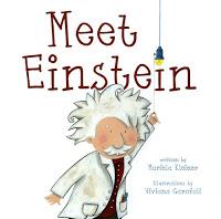 In My Mailbox: Meet Einstein by Mariela Kleiner and Illustrated by Viviana Garofoli