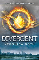 2011 Debut Author Challenge 5:  Divergent by Veronica Roth