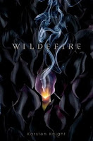 2011 Debut Author Challenge 8:  Wildefire by Karsten Knight