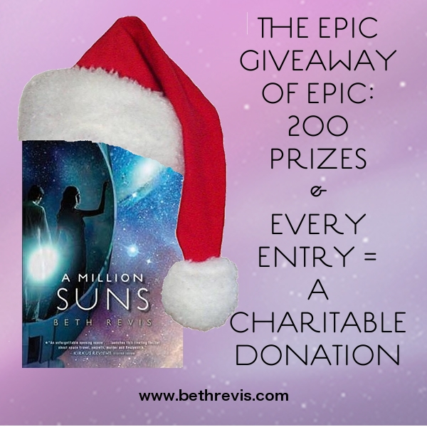 Epic Giveaway by author Beth Revis!