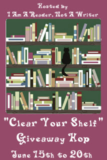Clear Your Shelf June Giveaway Hop