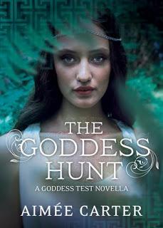 The Goddess Hunt (Goddess Test #1.5) by Aimee Carter