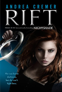 Rift (Nightshade Prequel #1) by Andrea Cremer