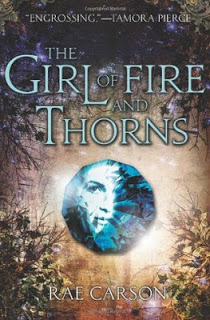 2013 Truman Possibility 6:  The Girl of Fire And Thorns by Rae Carson
