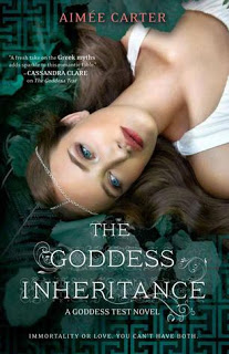 The Goddess Inheritance (Goddess Test #3) by Aimee Carter