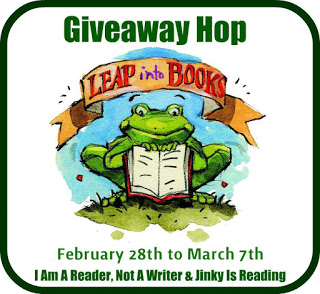 Leap Into Books Giveaway Hop 2013 (INT)