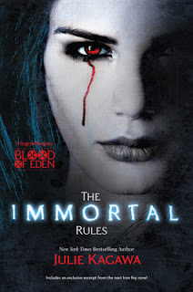 The Immortal Rules (Blood of Eden #1) by Julie Kagawa