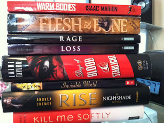 Book Spine Poetry – Why am I just now hearing about this?