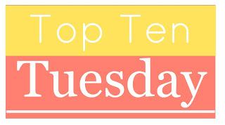 First Top Ten Tuesday of 2013:  Top Ten Auto-Buy Authors
