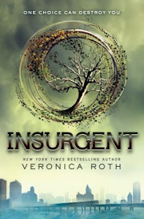 Insurgent (Divergent #2) Collector's Edition (includes Free Four) by Veronica Roth
