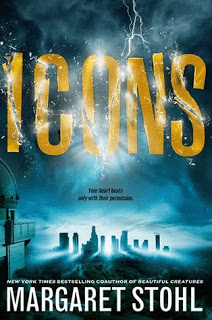 Icons (Icons #1) by Margaret Stohl