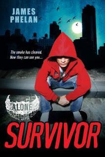 Survivor (Alone #2) by James Phelan