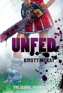Unfed (Undead #2) by Kirsty McKay