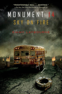 Sky on Fire (Monument 14 #2) by Emmy Laybourne