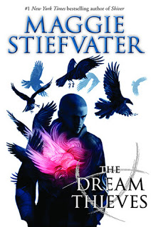 The Dream Thieves (The Raven Cycle #2) by Maggie Stiefvater